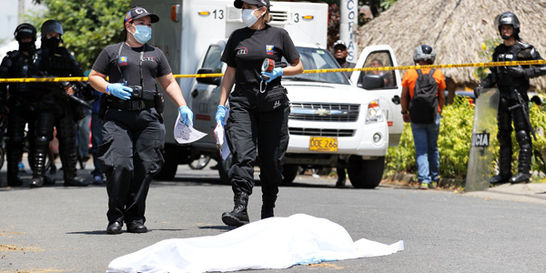 Colombia reduce su cuota en urbes más violentas del mundo