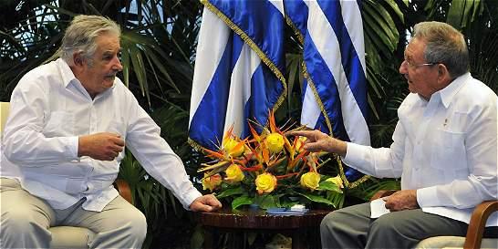 Mujica dice que Raúl Castro tiene decidido dejar presidencia de Cuba