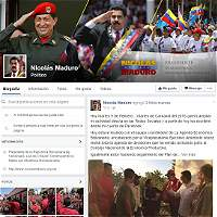 Maduro abre cuenta en Facebook para ampliar interacción con el pueblo