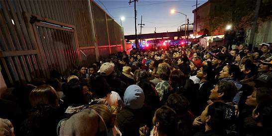 Al menos 52 muertos dejó un motín en una cárcel de México