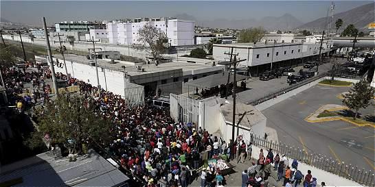 Gobierno mexicano confirmó la muerte de 49 reclusos en Nuevo León