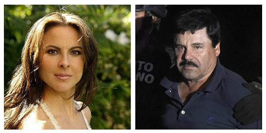 El 'Chapo', dispuesto a testificar a favor de Kate del Castillo