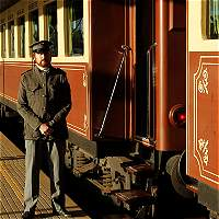 Locomotora a vapor en Uruguay rescata patrimonio histórico de 140 años