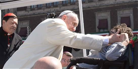 El Papa pidió por un México