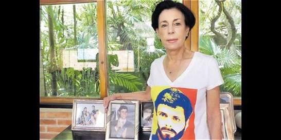 Madre de Leopoldo López confía en que lo liberarán este año