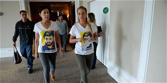 'Si frenan la amnistía, vamos por el cambio de gobierno': Tintori