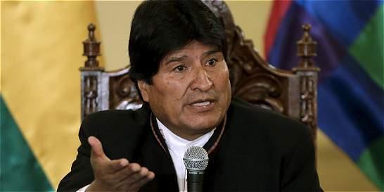 Evo Morales reconoce derrota en referendo presidencial