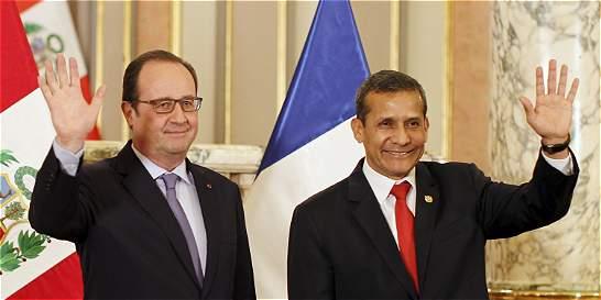 Escándalo de corrupción en Brasil salpica a Ollanta Humala en Perú