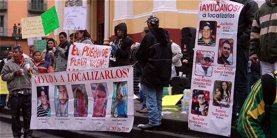 Presunta quema de cinco jóvenes en Veracruz revive tragedia de Iguala