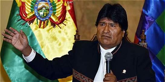 Gobierno boliviano denuncia amenaza de muerte a presidente Evo Morales