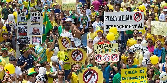 El panorama si Odebrecht prende el ventilador en Brasil