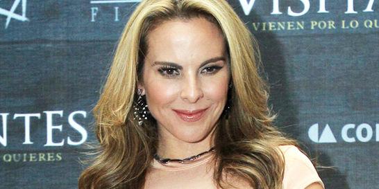 Kate del Castillo exige al gobierno mexicano acceso a su expediente