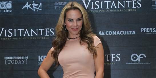 Kate del Castillo habla sobre su relación con 'el Chapo'