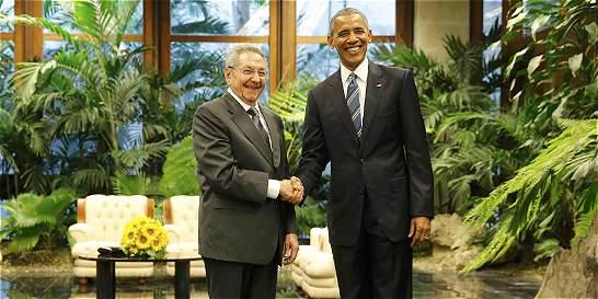 Obama dice en La Habana que 'habrá un cambio en Cuba'