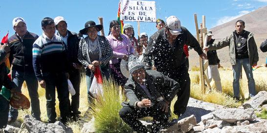 Evo busca nuevo lío con Chile por río Silala