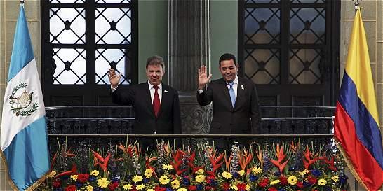 Santos y Morales aplauden la investigación de los 'papeles de Panamá'