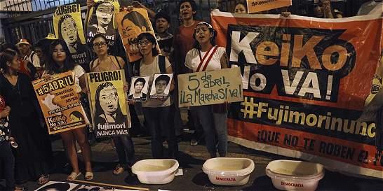Perú recuerda los 24 años del golpe de Estado de Alberto Fujimori