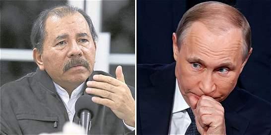Rusia concede crédito a Nicaragua para que compre aviones y radares