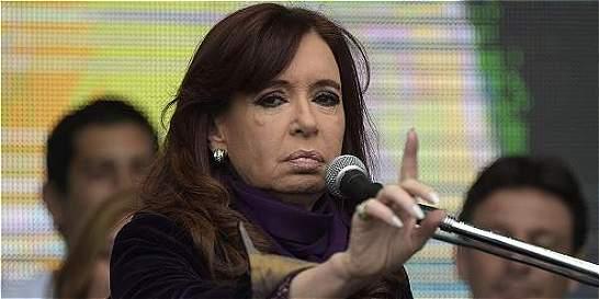 Cristina Kirchner es investigada por posible lavado de activos
