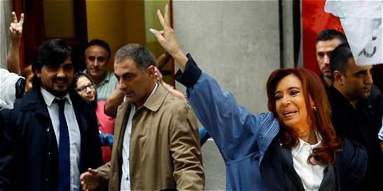 Así fue la declaración de Cristina Fernández ante el tribunal federal