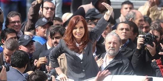 El 'show' de 'Cristina K' para desafiar a Mauricio Macri en Argentina