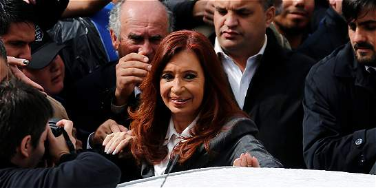 Acto de Cristina Fernández de Kirchner fue 'desafortunado': Macri