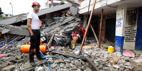Así fue el segundo peor terremoto en la historia de ese país