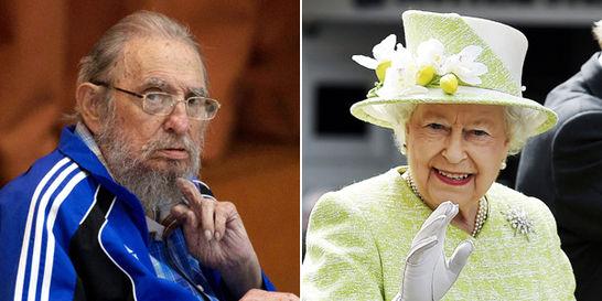 Isabel II y Castro, los íconos del siglo XX que llegan a los 90 años