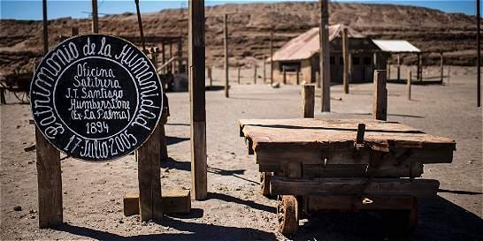 Humberstone, de capital del salitre a patrimonio de la humanidad