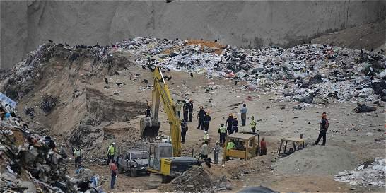 En el basurero de Guatemala a la muerte está prohibido llorarla
