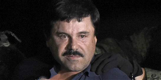 Trasladan por sorpresa al 'Chapo' a prisión en la frontera con EE. UU.