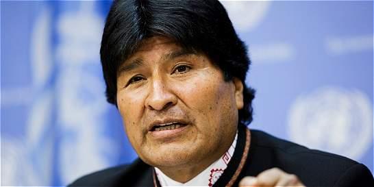 Evo Morales pierde demanda que le entabló a su expareja