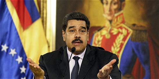 Maduro se protege contra