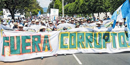 Corrupción, un pesado lastre para América Latina