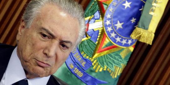 Nuevo gobierno de Brasil, golpeado por escándalo vinculado a Petrobras