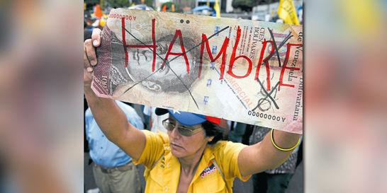 El colapso venezolano en cuatro dramáticos retratos de su realidad