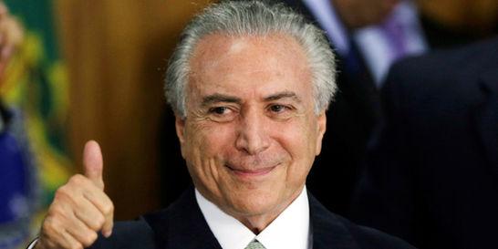 Gobierno de Brasil venderá empresas del Estado para salir de la crisis
