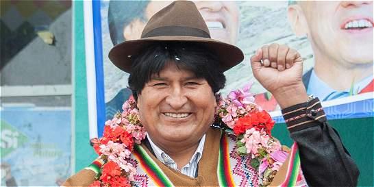 Periodista que habló del hijo secreto de Evo Morales se retracta