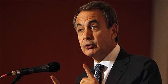 José Luis Rodríguez Zapatero intenta mediar en la crisis venezolana