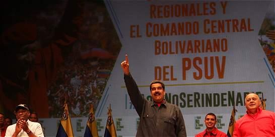 Detienen a jefe de seguridad de presidente de la Asamblea de Venezuela