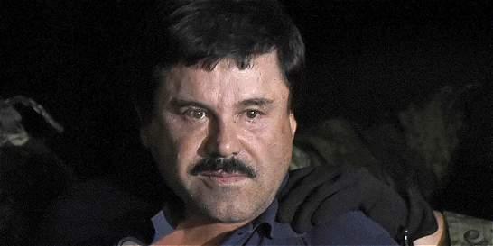 Cancillería de México avala extradición del 'Chapo' Guzmán