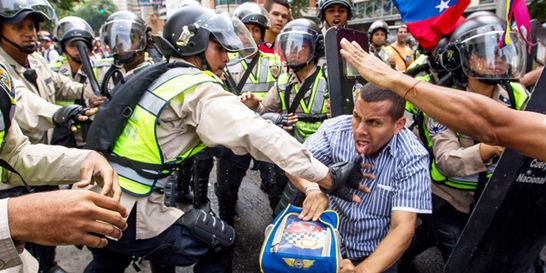 Inquietud ante una ruptura constitucional en Venezuela