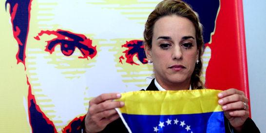 'Los días de Nicolás Maduro están contados': Lilian Tintori