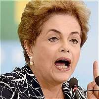 Rousseff dice que salida del ministro de Temer constata un 'golpe'