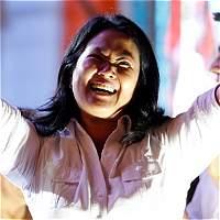 Nuevo sondeo ratifica ventaja de Keiko Fujimori en el balotaje peruano