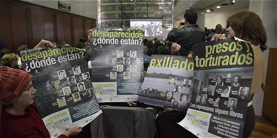 Duras condenas a exmilitares en Argentina por represión de Plan Cóndor