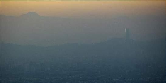 Decretan alerta ambiental en Santiago de Chile por contaminación