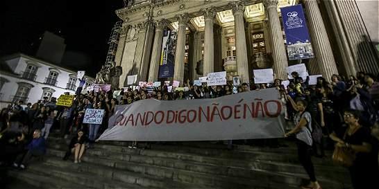 El video de una violación masiva sigue sacudiendo a Brasil