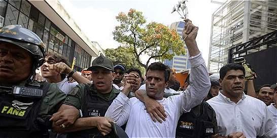 Admiten recurso de apelación a sentencia contra Leopoldo López