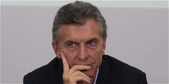 Presidente de Argentina se encuentra bien tras sufrir leve arritmia